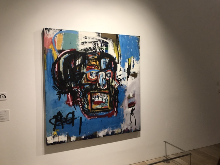 バスキア_Basquiat